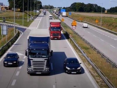 A külföldi fuvarosok zöme nem csinál illegális kabotázst Németországban