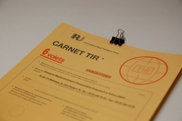 Russia refuses to accept extended TIR Carnets. Only one direction available