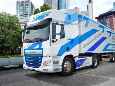 A DAF növeli az elektromos teherautó hatótávolságát. Nem ez az egyetlen előnye az új generációs akkumulátoroknak
