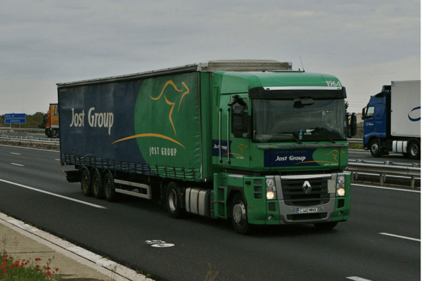 Jost accused of social dumping over charters for Romanian drivers