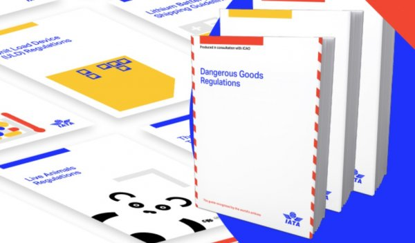 IATA stress 2021 manuals contain key regulation updates for shippers