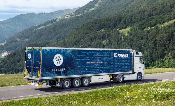 Krone und Shippeo bündeln Kräfte zur Förderung der Trailer-Digitalisierung