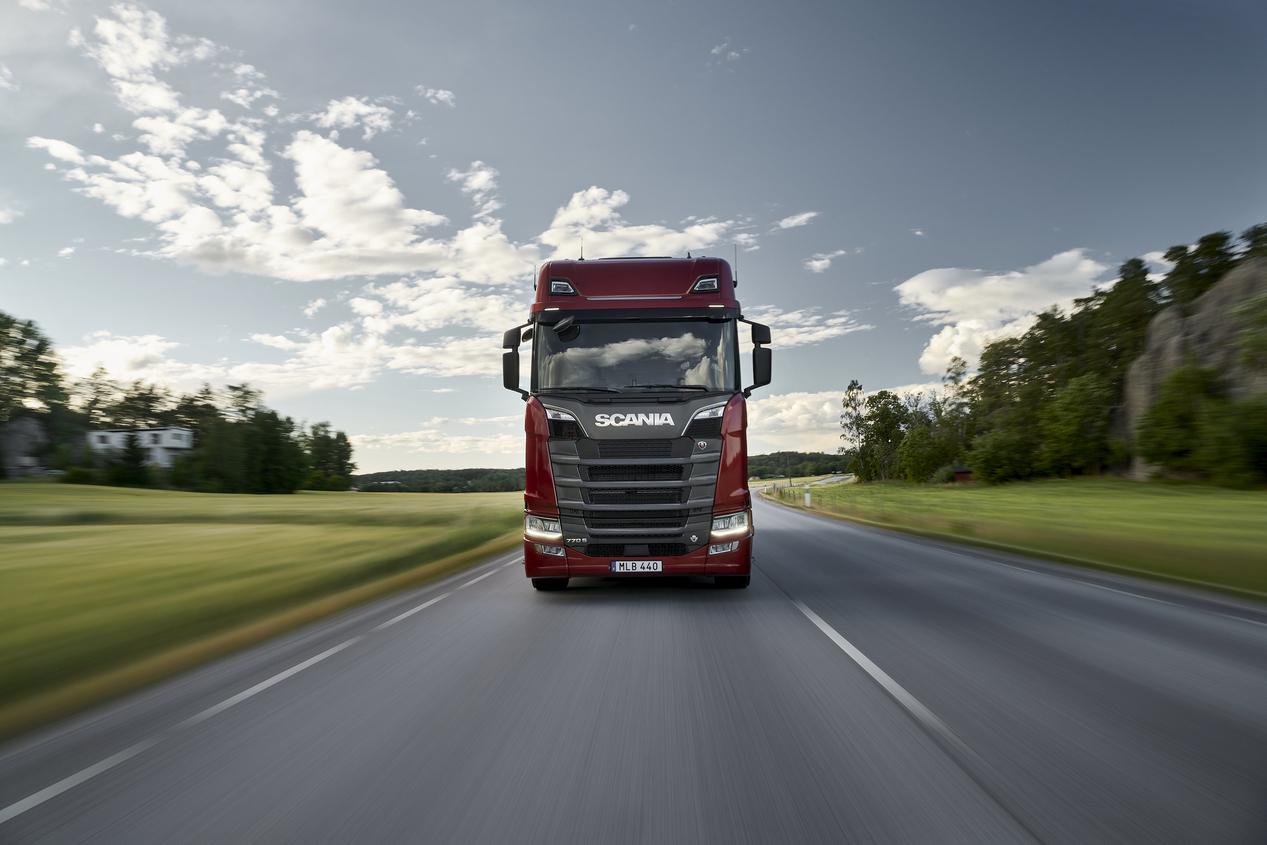 Lkw-Hersteller macht Schluss mit Diesel. Zum Abschied gibt es eine letzte Baureihe der 13-Liter-Motoren