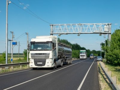 3,5 млн грн – на такую сумму инспекторы оштрафовали перегруженные грузовики за последнюю неделю