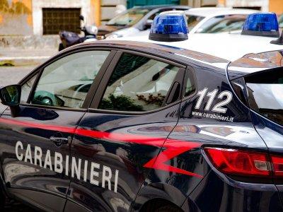 Włoscy karabinierzy znów w akcji. Kolejna udana interwencja na parkingu dla ciężarówek