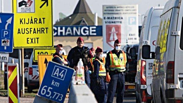 С 1 сентября в Венгрию не пускают иностранцев. Водители грузовиков – среди исключений