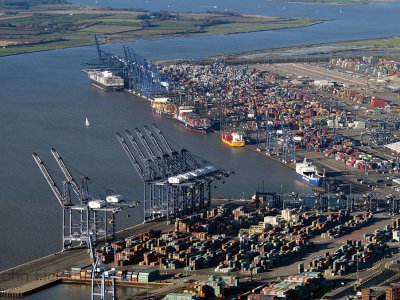 UK's largest container port impacted by severe congestion