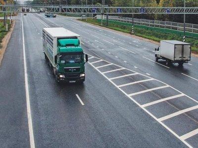 Российский рынок грузовиков в половине года: падение почти остановилось