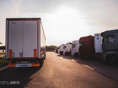 Изменения в запрете на движение грузовиков в двух немецких землях