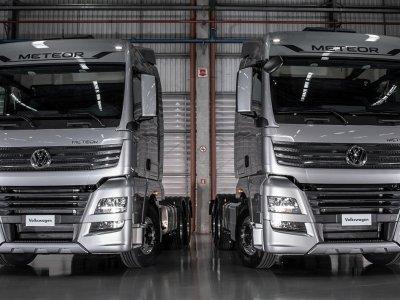 Volkswagen представляет новую линейку тяжелых грузовиков. Это самый большой автомобиль VW