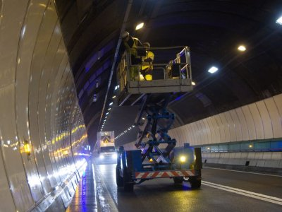 Полное закрытие Монбланского тоннеля. Проверьте, когда переезд будет невозможен