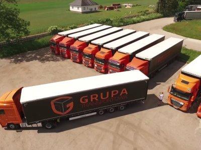 Grupa Transportowa – polski potentat świadczący kompleksowe usługi transportowo-logistyczne poszukuje przewoźników do stałej współpracy na określonych relacjach