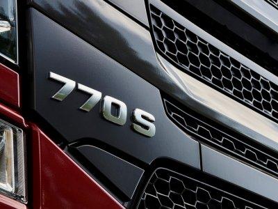 Scania präsentiert die neue V8-Baureihe – Daten, Fotos, Video