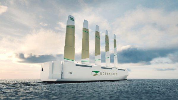 Szwedzi wracają do wikińskich korzeni? Budują statek napędzany… wiatrem. Kolos pomieści tysiące aut