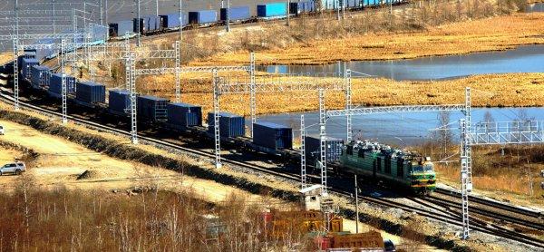 Rosjanie rozwijają przewozy multimodalne z Chin omijające Polskę