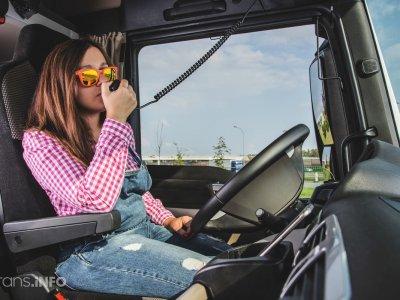 Разрешение на управление грузовиком для 18-летних. Одна из стран ЕС уже готовит законы
