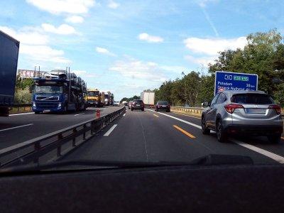 Австрийские перевозчики хотят бороться с демпинговыми ценами. Требуют изменений в правилах