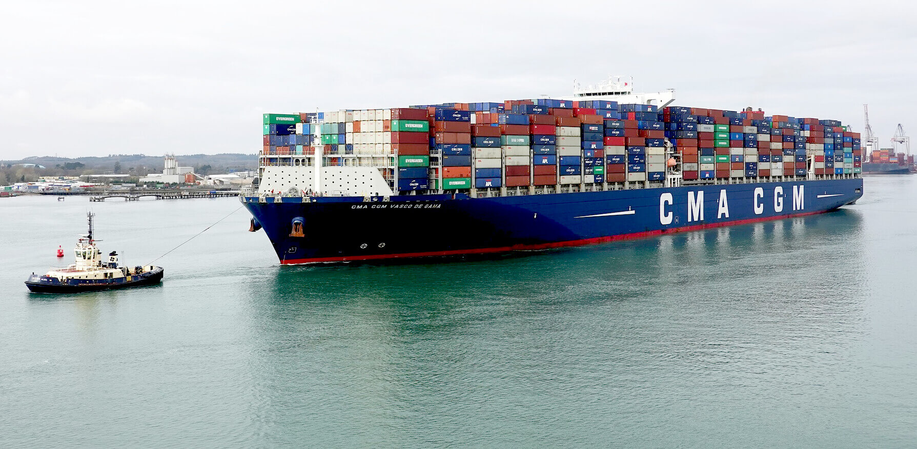 MSC rapidly expands its fleet of container ships. Is Maersk about to be dethroned?