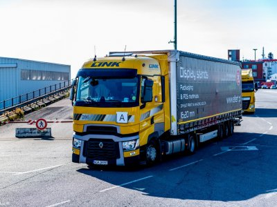 "UK Government: beta Smart Freight system will be ""fully operational"""