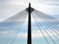 Nowy most na Dunaju otwarty dla ruchu ciężarowego
