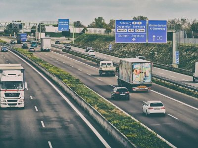 German toll statistics are up on last year. Is the transportation industry returning to normal?