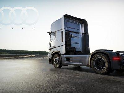 A gdyby Audi produkowało ciężarówki…