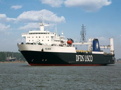 DFDS climate plan requires 3PL partners to cut emissions