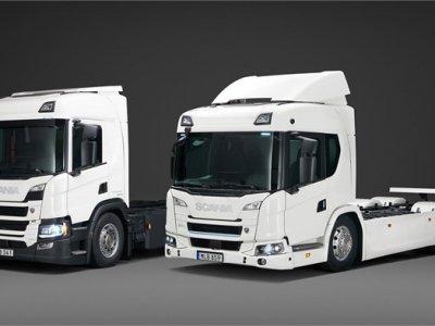Электрический и гибридный – Scania представляет новые грузовики. Какая у них дальность?