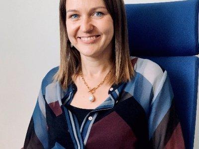 DB Schenker Ukraine возглавила женщина. Юлия Агличанова – первая, которая получила такую должность