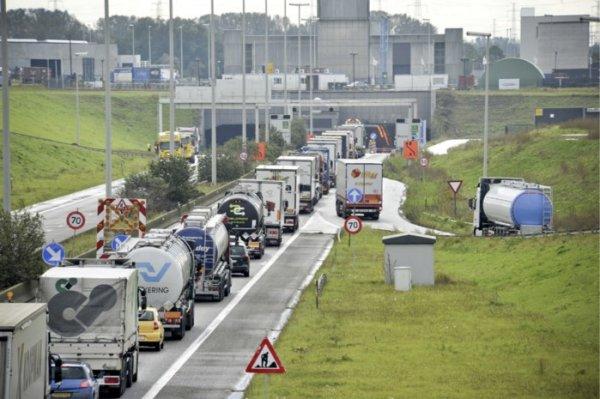 Belgia   Restricții în tunelul Beveren (Antwerp) pentru anumite tipuri de transport