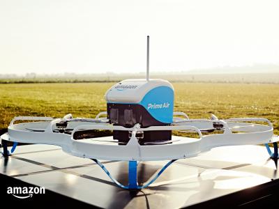 Amazon wird bald Drohnenlieferungen testen