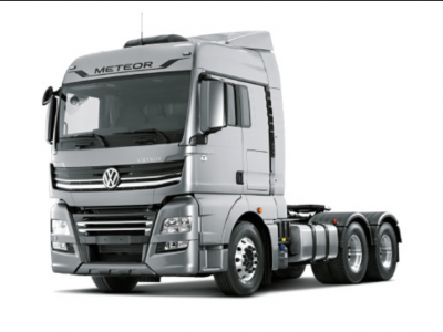 Volkswagen presents a new line of trucks. These are the largest vehicles of this brand