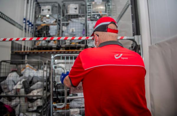 A belga posta talált megoldást az útvonalak csökkentésére