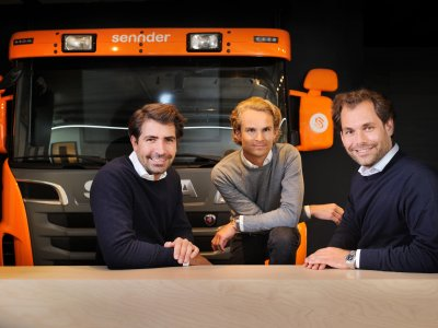 sennder übernimmt Uber Freight Europe