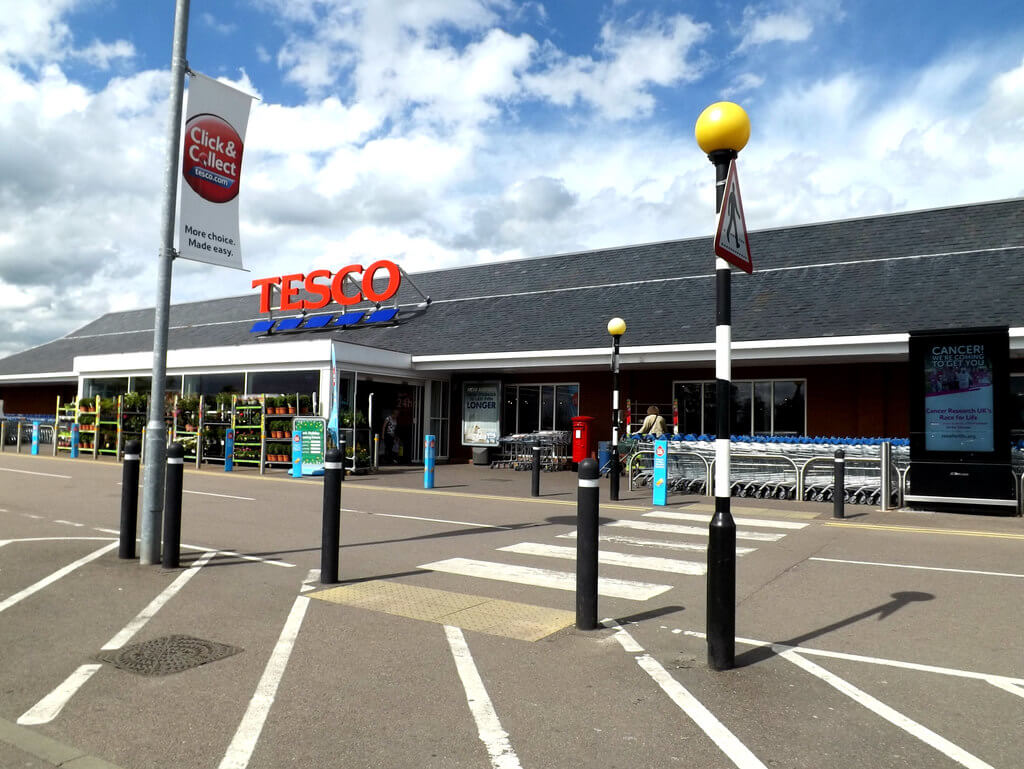 Tesco expands use of rail freight to alleviate driver shortage difficulties