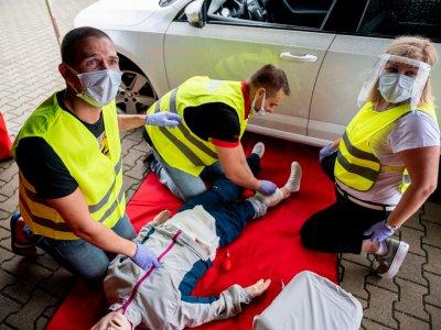 Potężne emocje i wielkie wyzwania, czyli kierowcy szkolą się w ratowaniu ofiar wypadków