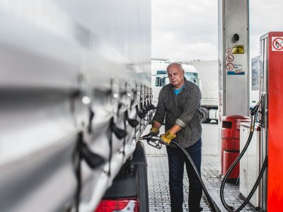 Как водитель может снизить расход топлива в грузовике на 20 проц. Опыт DAF Driver Academy
