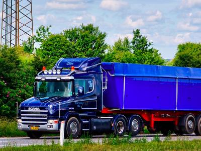 Wydłużone, bardziej aerodynamiczne kabiny ciężarówek dopuszczone w Unii Europejskiej