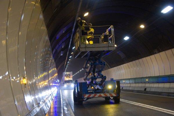Całkowite zamknięcie tunelu Mont Blanc. Sprawdź, kiedy przejazd będzie niemożliwy