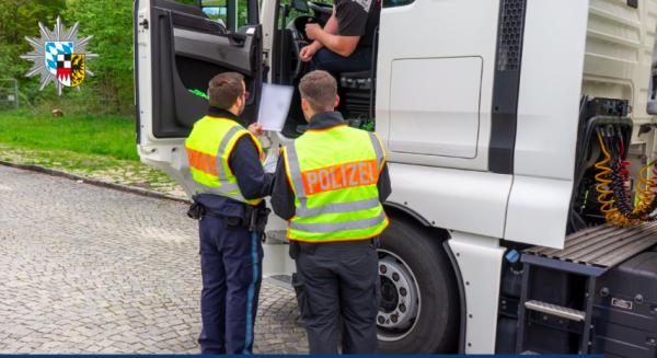 Intensywne kontrole ciężarówek w Europie. Kolejna akcja ROADPOL-u