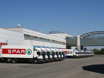 A Spar 4,5 milliárd forintból bővíti bicskei és üllői logisztikai központját