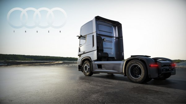 What if Audi made trucks? French designer reveals concept images