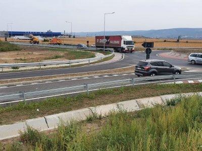 A fost deschis tronsonul de autostradă dintre Biharia și Borș; nou punct de trecere a frontierei Borș II