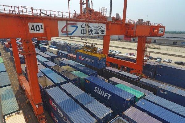 Перевозки Китай – Европа бьют рекорды. Все из-за роста спроса на китайские товары на фоне пандемии