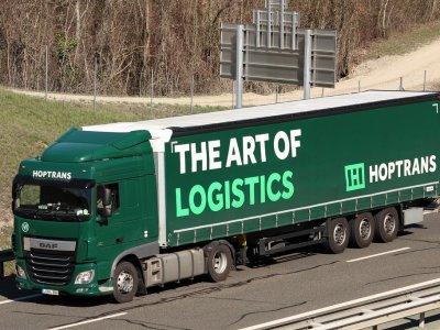 """Hoptrans Holding"" apyvarta viršijo 100 mln. Eur"