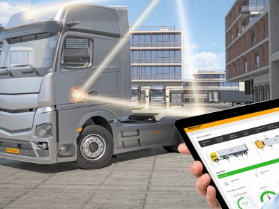 Бортовая система взвешивания в грузовиках. Узнайте, какие преимущества она дает перевозчикам