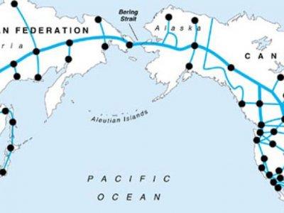 Трансконтинентальная магистраль через Берингов пролив окупит себя за 20–25 лет