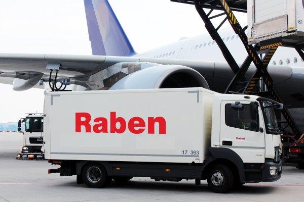 Raben setzt auf nachhaltige Logistik