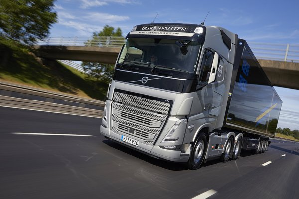 New Volvo FH I-Save features 10% fuel saving and less CO2 emission