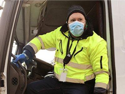 Unul dintre statele federale germane a introdus teste obligatorii COVID-19 pentru toți șoferii de camioane